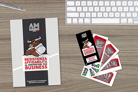Restyling Comunicazione Aziendale AM