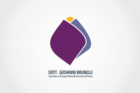 Design Logo e Brand Identity Dott. Brunelli