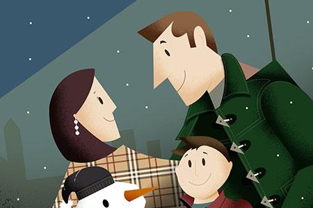 Campagna Advertising Natale Feroldi