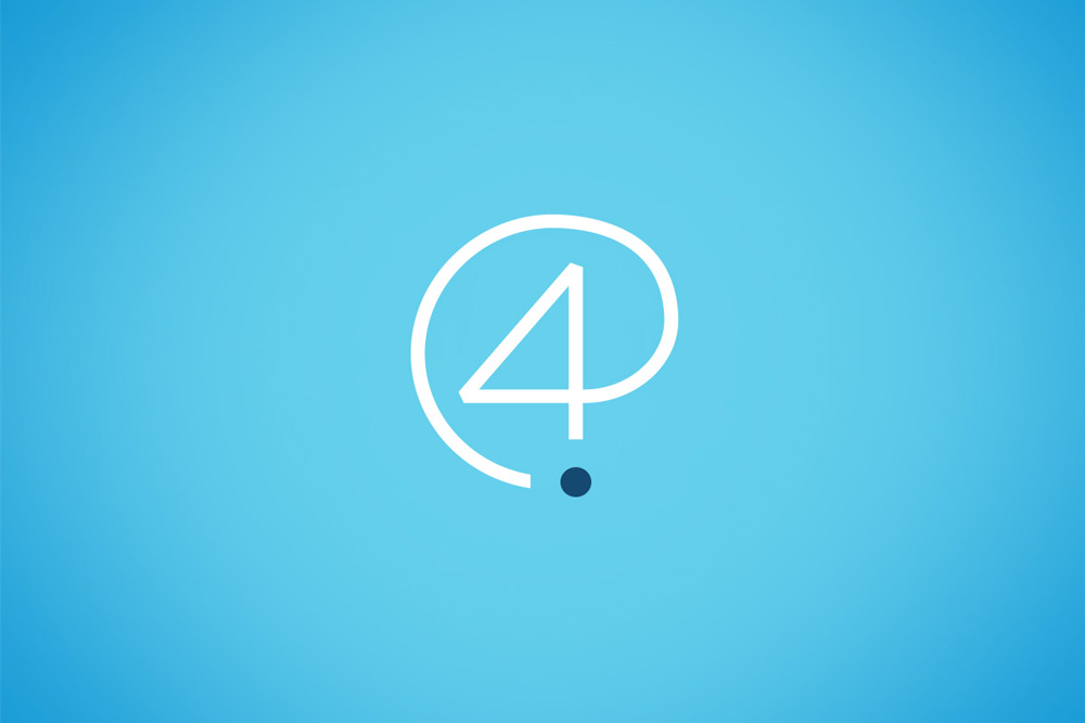 Logo design Net4market