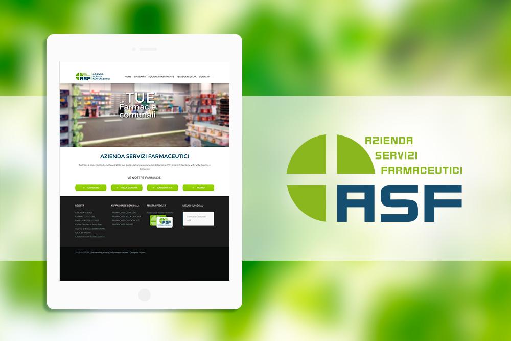 Sito web Asf Brescia