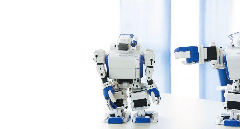 Crescere con i robot