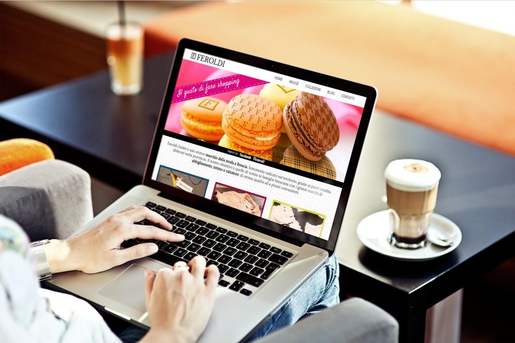 Web Design - Advertising Agenzia Pubblicitaria