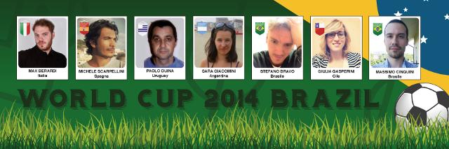 Mondiali Brasile 2014 - I pronostici