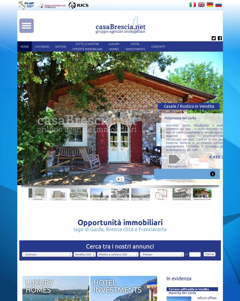Home Page casaBrescia.net offerte immobiliari