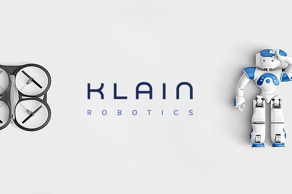 Corporate Identity Klain Robotics